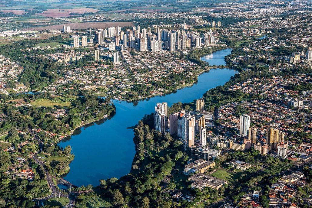 Cidade de Londrina. Foto: LondrinaConvention