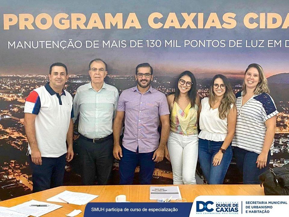 Curso de EIV em Duque de Caxias, RJ