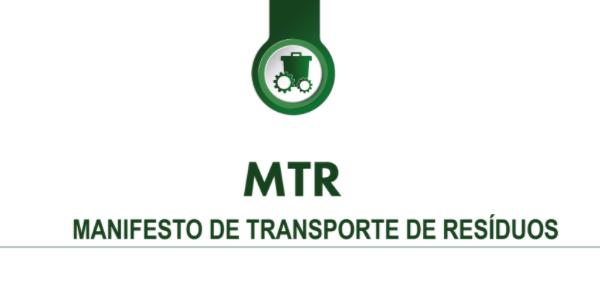 Manifesto de Transporte de Resíduos
